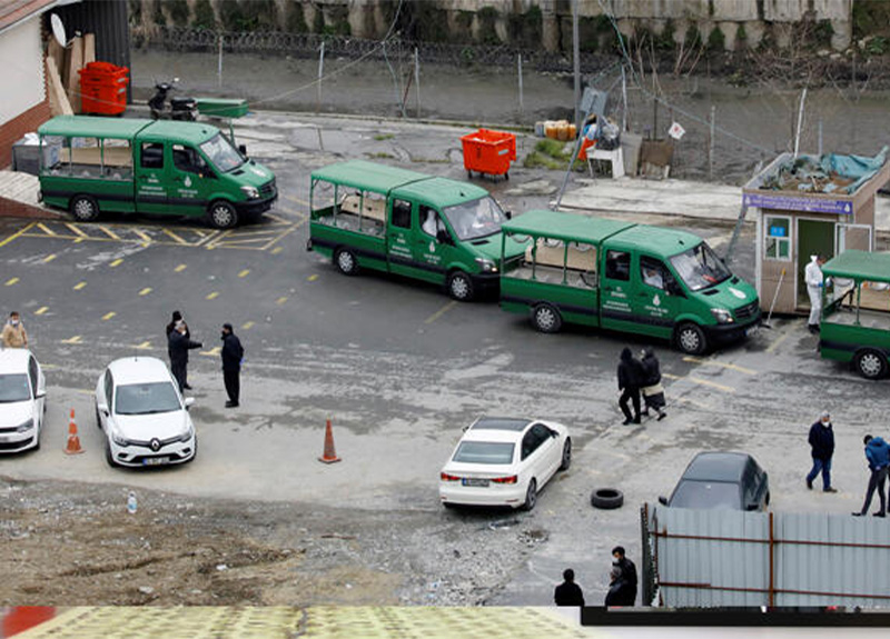 İstanbul'da 35 yaşındaki eczacı koronavirüsten hayatını kaybetti!
