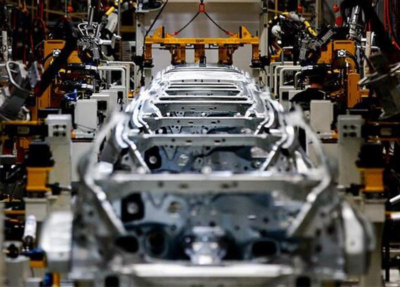 Otomotiv üretimi ilk çeyrekte azaldı!