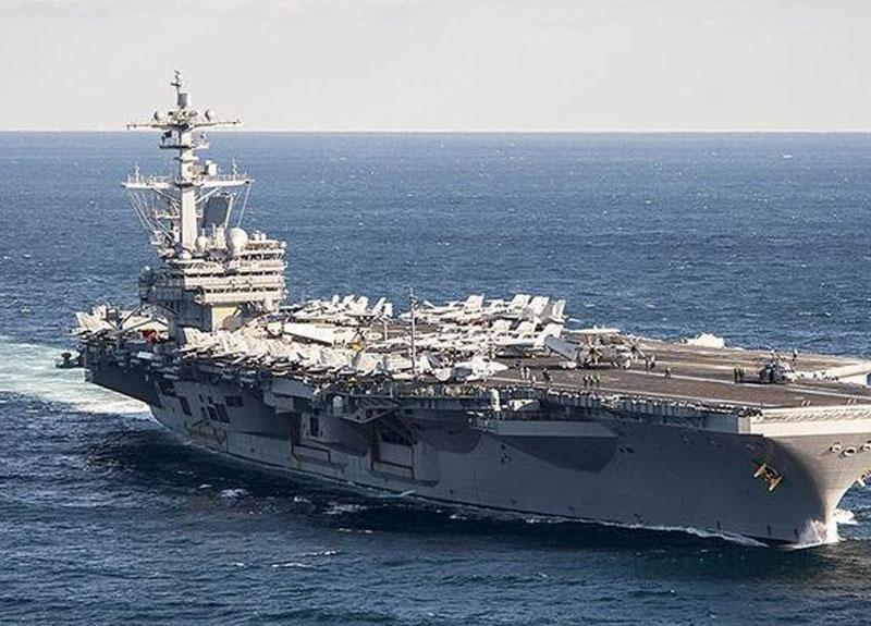 ABD uçak gemisinde Corona Virüs kaynaklı ilk ölüm
