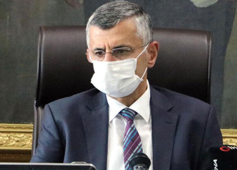 Zonguldak Valisi Erdoğan Bektaş sağlık çalışanları için yaptığı açıklama nedeniyle özür diledi