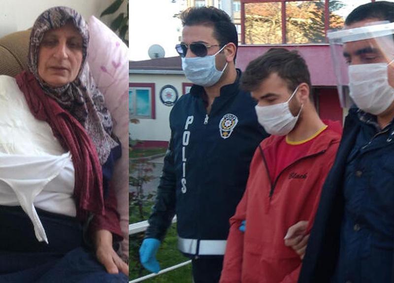 Havva Gülmez'in tabancayla yaralanmasına neden olan kişi yakalandı