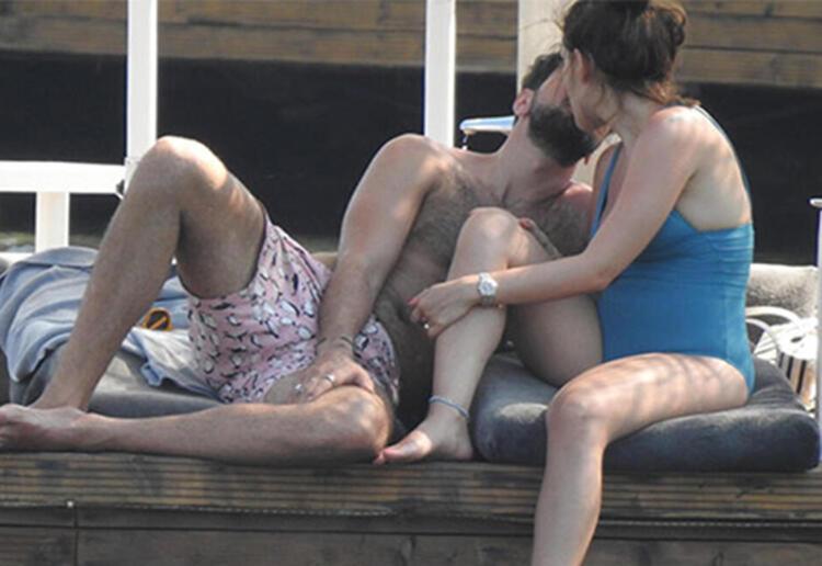 Eda Ece ile sevgilisi Buğrahan Tuncer birbirlerini takibi bıraktı!