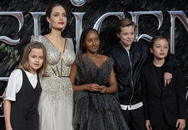 Angelina Jolie: Ebeveyn olunca sürekli hayal kurmayı bıraktım!