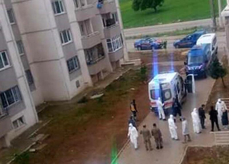 Gaziantep'te koronavirüs testi negatif çıkan kişi evinde ölü bulundu
