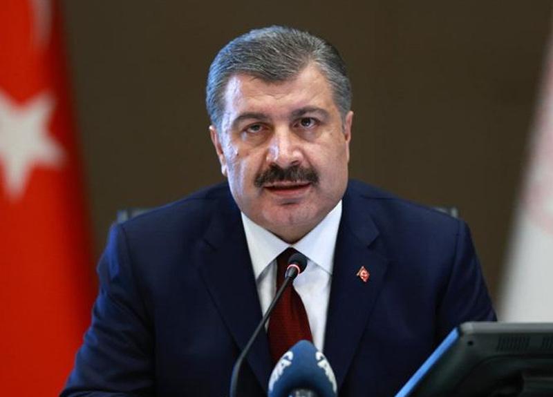 Sağlık Bakanı Koca: Bir gün içinde iyileşen en yüksek hasta sayısına ulaştık
