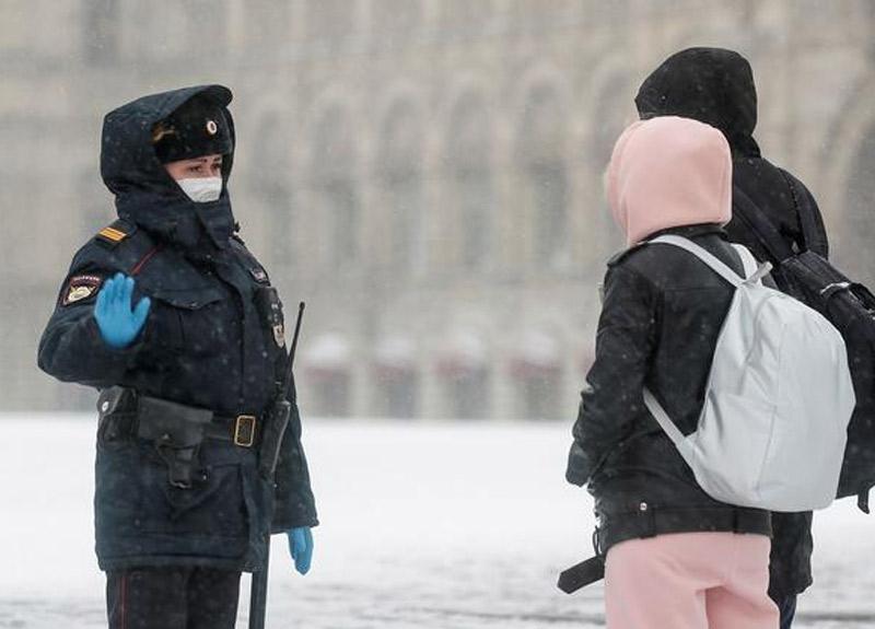 Son dakika: Rusya koronavirüste felaketi yaşıyor! Vaka sayısı 87 bini aştı...