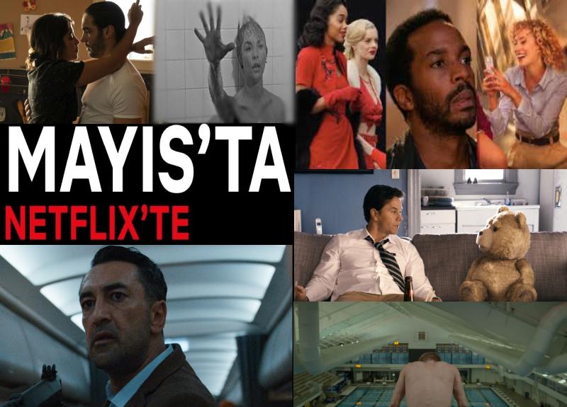 Netflix Türkiye'nin Mayıs ayı takvimi belli oldu. İşte, Netflix'e gelecek yeni içerikler ve tarihleri...