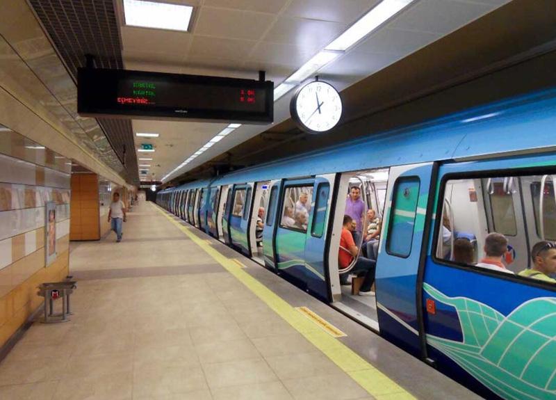 İstanbul'da raylı ulaşımda son sefer saati 21.30 olarak güncellendi