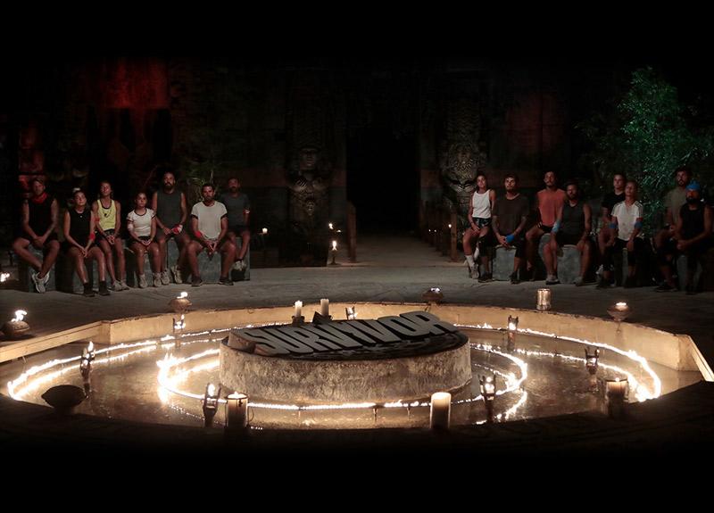 Survivor'da kim elendi? Survivor 2020 adaya kim veda etti? 28 Nisan Salı Survivor 11. hafta SMS sıralaması