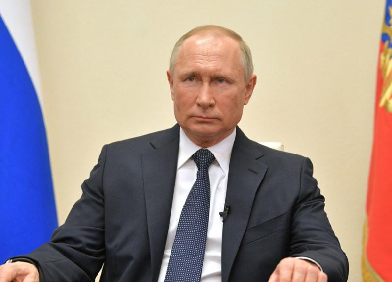 Rusya Devlet Başkanı Vladimir Putin'den itiraf gibi koronavirüs açıklaması