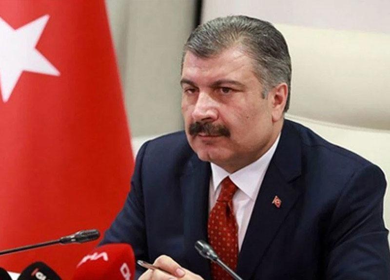 Sağlık Bakanı Fahrettin Koca son vaka ve vefat sayılarını açıkladı