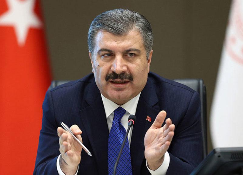 Son dakika... Sağlık Bakanı Fahrettin Koca'dan 65 yaş üzeri vatandaşlarla ilgili açıklama