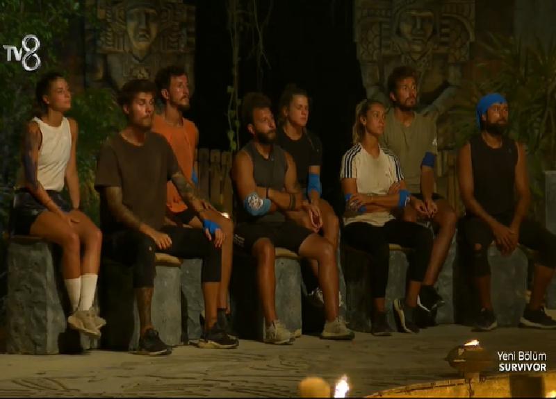 28 Nisan Salı Survivor 2020 adaya kim veda etti? Survivor'da kim elendi? Survivor 11. hafta SMS sıralaması