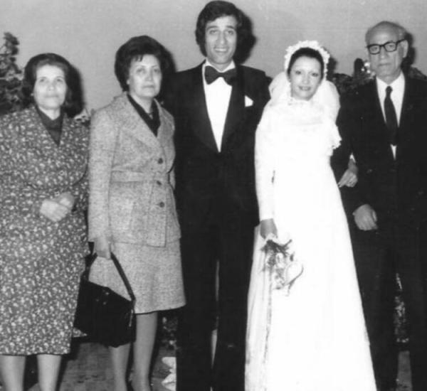 Gül Sunal, merhum eşi Kemal Sunal ile evlilik yıl dönümünü kutladı!