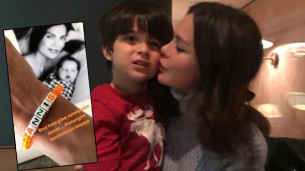 Ebru Şallı'nın oğlu Pars için 1 yıldır kemik iliği verdiği ortaya çıktı!
