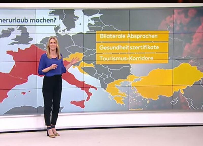 Alman televizyonu vatandaşların yaz tatili için Türkiye'ye gitmesini önerdi