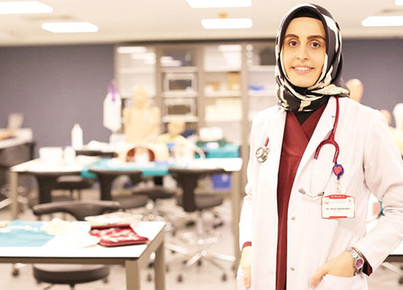 Koronavirüsü yenen Dr. Hilal Balkancı yaşadıklarını anlattı!