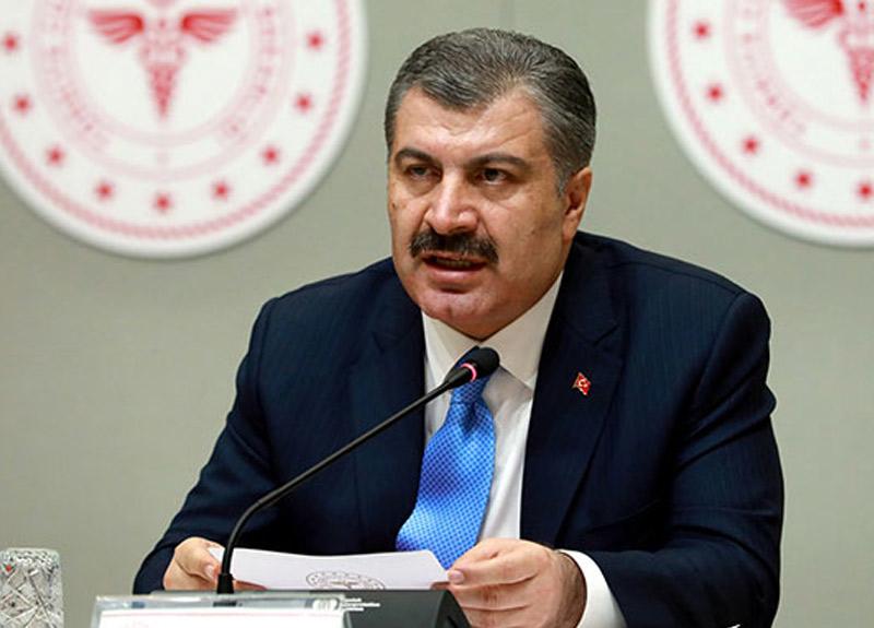 Son dakika! Sağlık Bakanı Koca son durumu açıkladı! Can kaybı 3 bin 174'e yükseldi...