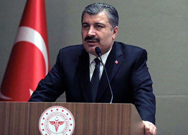 Son dakika: Bakan Koca DSÖ'ye Türkiye'nin Covid-19 mücadelesini anlattı