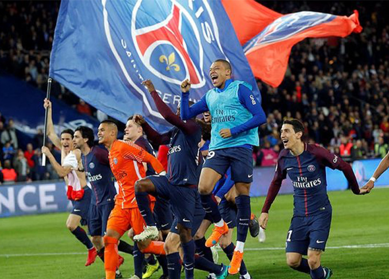 Fransa'da lig iptal edildi! Şampiyon PSG oldu!