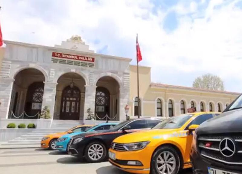 İstanbul Valisi açıkladı! Sağlık çalışanlarına ücretsiz taksi seferi!