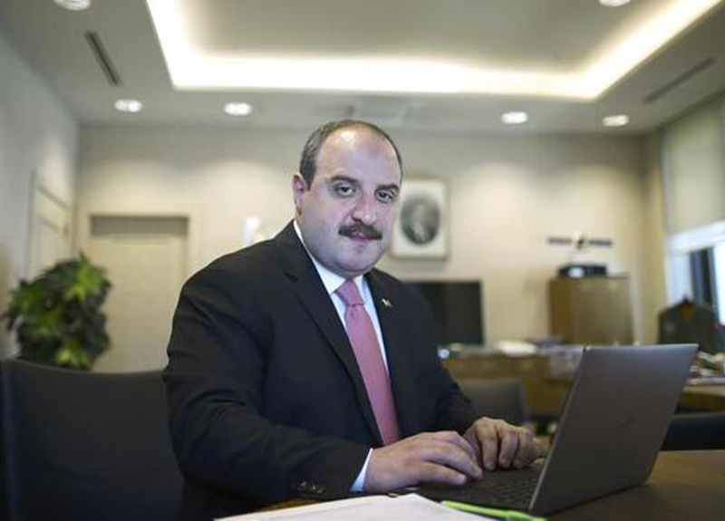 Sanayi ve Teknoloji Bakanı Varank: Türkiye 2 hafta gibi bir sürede kendi kaynaklarıyla solunum cihazı üretti