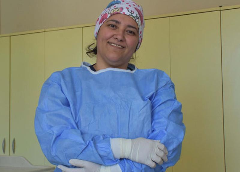 Koronavirüsü yenen hemşire Muazzez Selçuk yaşadığı süreci anlattı