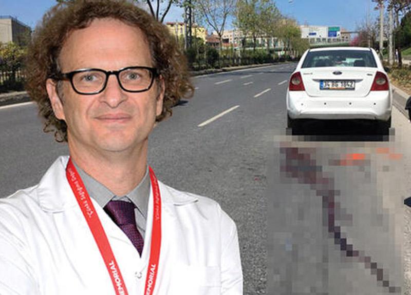 Prof. Dr. Erdamar motosiklet kazasında feci şekilde can verdi!
