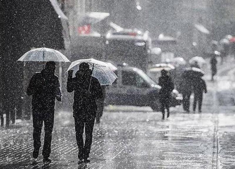 Meteoroloji'den son dakika sağanak yağış uyarısı!