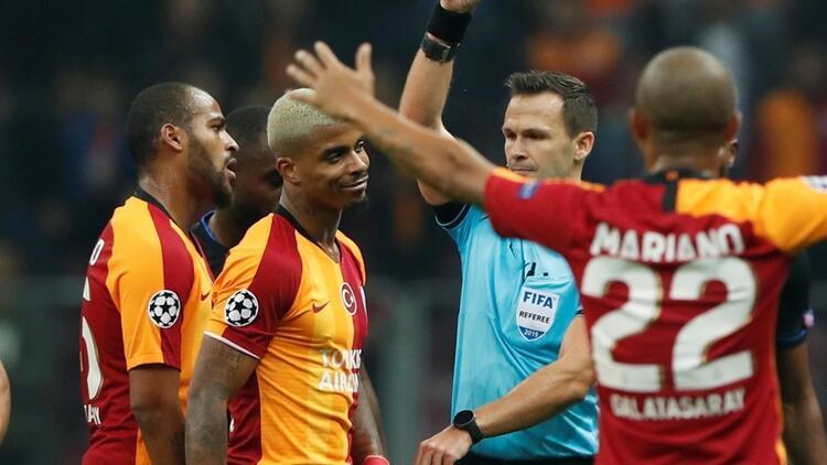 Galatasaray'ın Gabonlu yıldızı Mario Lemina'dan Falcao, Fatih Terim ve ayrılık açıklaması