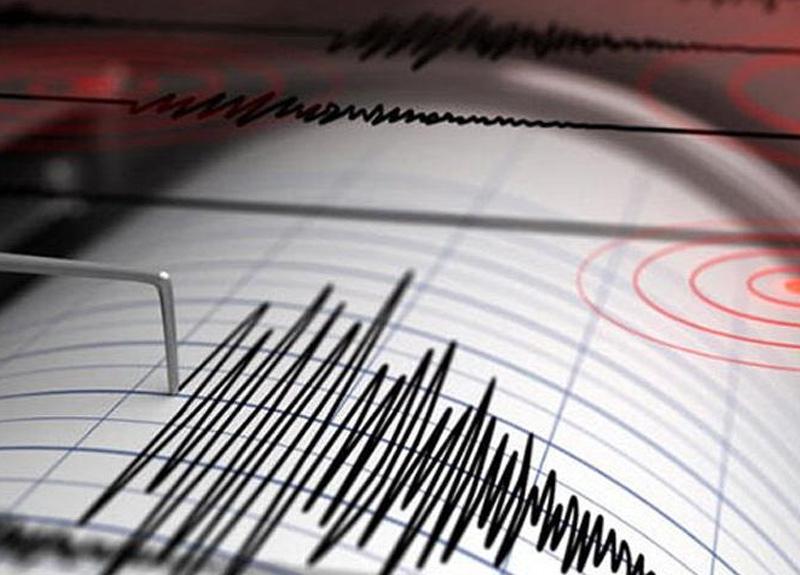 Akdeniz'de şiddetli deprem meydana geldi