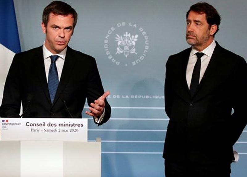 Fransa'da sağlık alanında uygulanan OHAL 2 ay daha uzatıldı