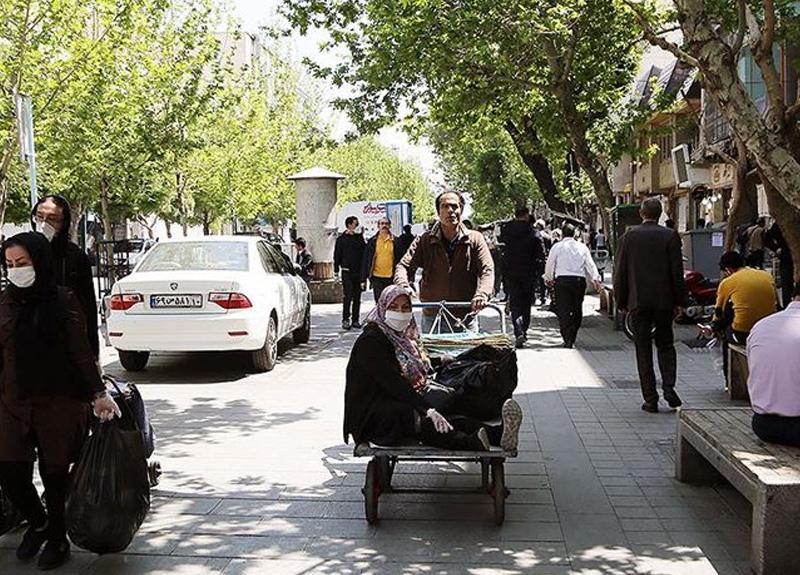 İran'da son 24 saatte hayatını kaybedenlerin sayısı 47 artarak 6 bin 203'e yükseldi