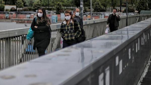 Sokağa çıkma yasağının 3'üncü gününde İstanbul sokakları!