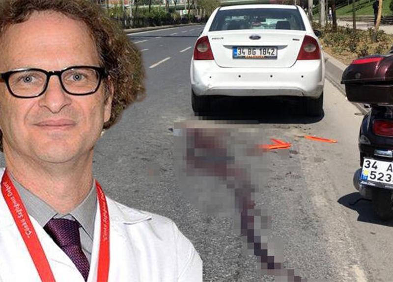 Prof. Dr. Burak Erdamar hayatını kaybetmişti! Sürücünün ifadesi ortaya çıktı!