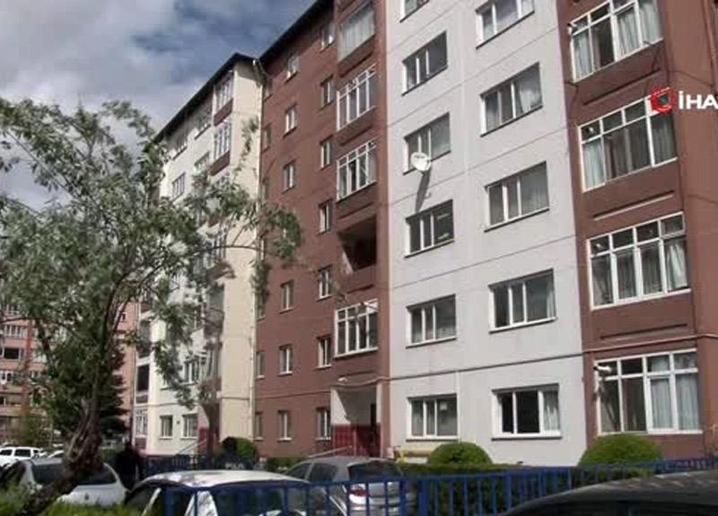 Eskişehir'de apartman görevlisinde koronavirüs çıktı, 119 kişi karantinaya alındı
