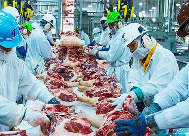 ABD'de 370'ten fazla işçide koronavirüs çıktı