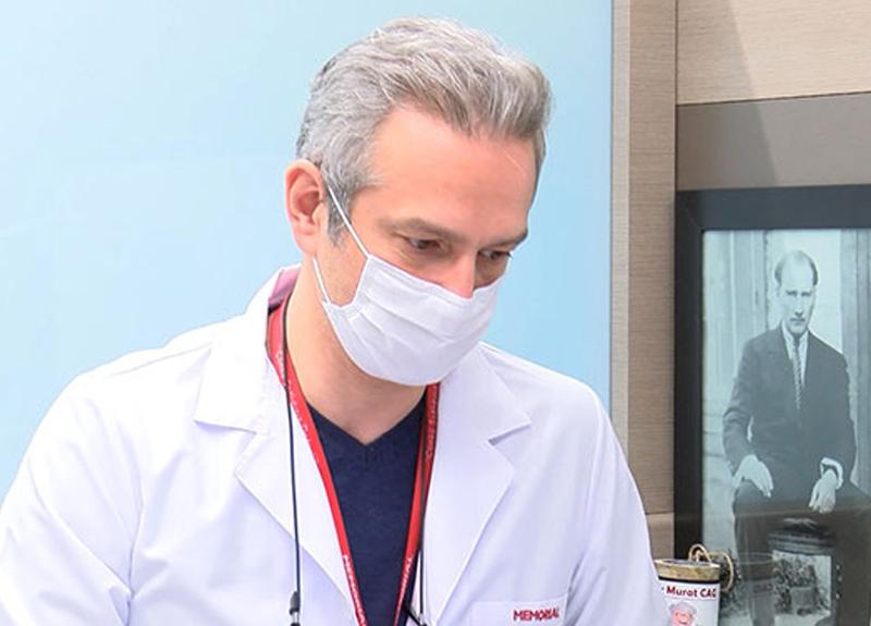 Obezite ve Metabolik Cerrahi Uzmanı Doç. Dr. Murat Çağ: Obezite koronavirüsten ölüm riskini artırıyor