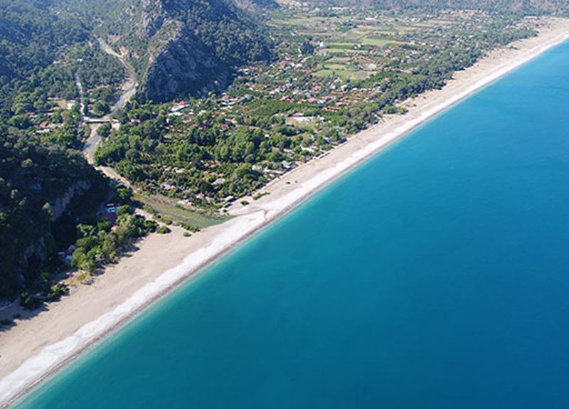 Antalya'nın Çıralı ve Patara plajları Avrupa'nın en temiz plajları arasına girdi