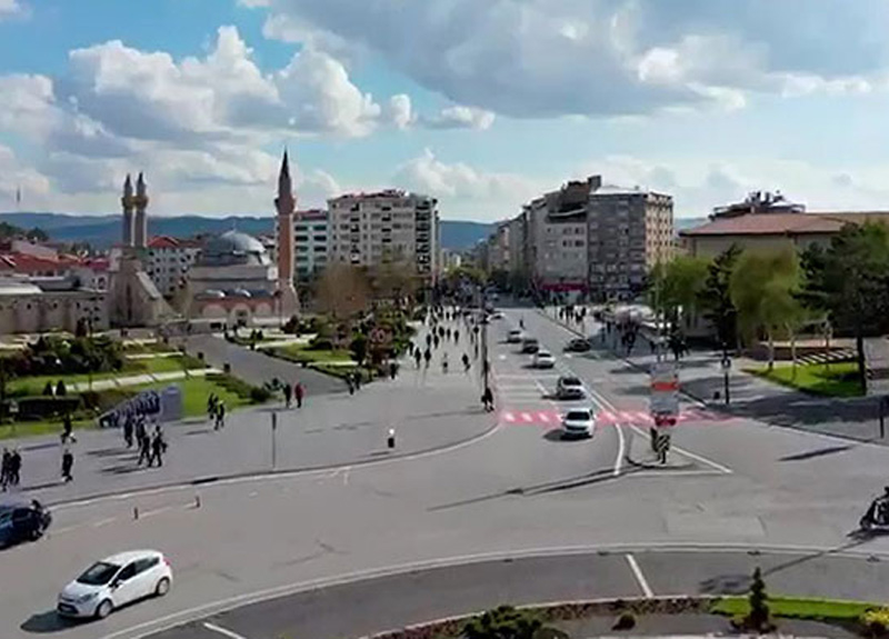 Sivas'ta son 3 günde koronavirüs vakası tespit edilmedi