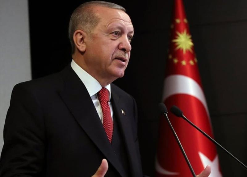 Cumhurbaşkanı Erdoğan: Normal hayatı dönmeyi kademe kademe olarak başlayacağız