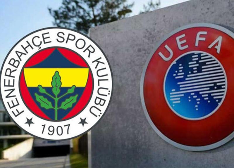 Fenerbahçe borçsuzluk kağıdını UEFA'ya gönderdi!