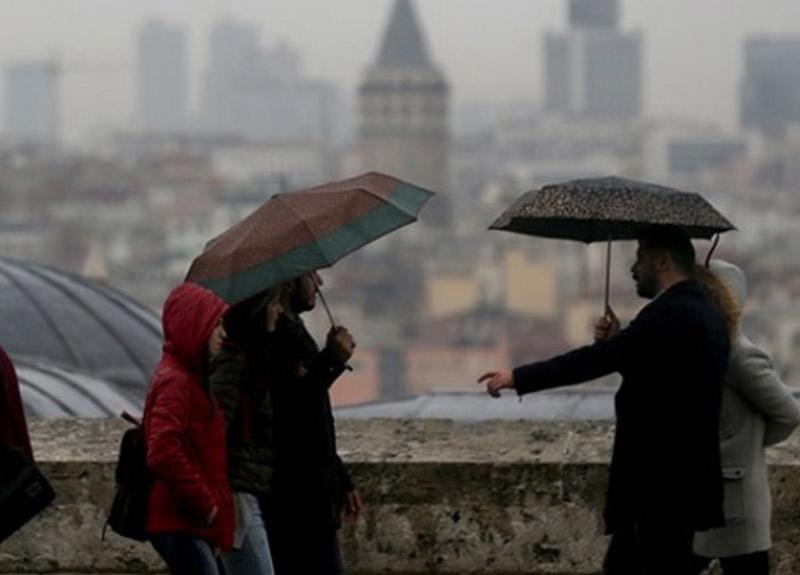 Hava durumu nasıl olacak? Meteoroloji'den İstanbul için sağanak yağış uyarısı!