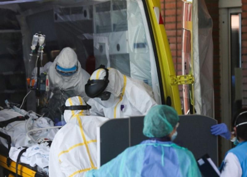 İspanya'da son 24 saatte 164 kişi daha hayatını kaybetti