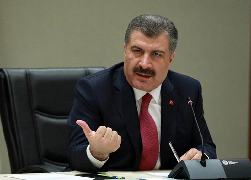 Sağlık Bakanı Fahrettin Koca, koronavirüs salgınının ülkemizdeki son rakamlarını paylaştı! Düşüş sürüyor
