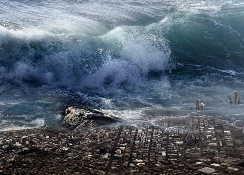 Deprem Araştırma Merkezi uyardı! Ege ve Akdeniz kıyıları için 'tsunami' uyarısı