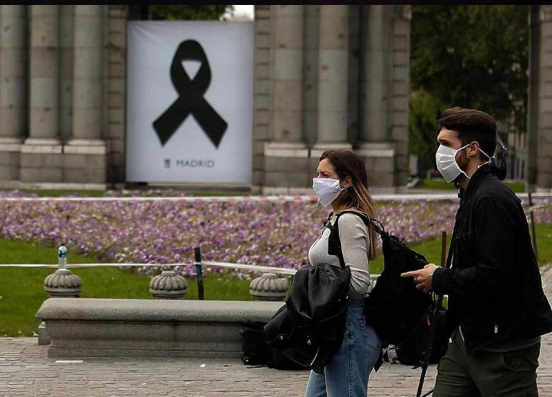 İspanya'da koronavirüs salgınında son durum... Toplam can kaybı 25 bini geçti!
