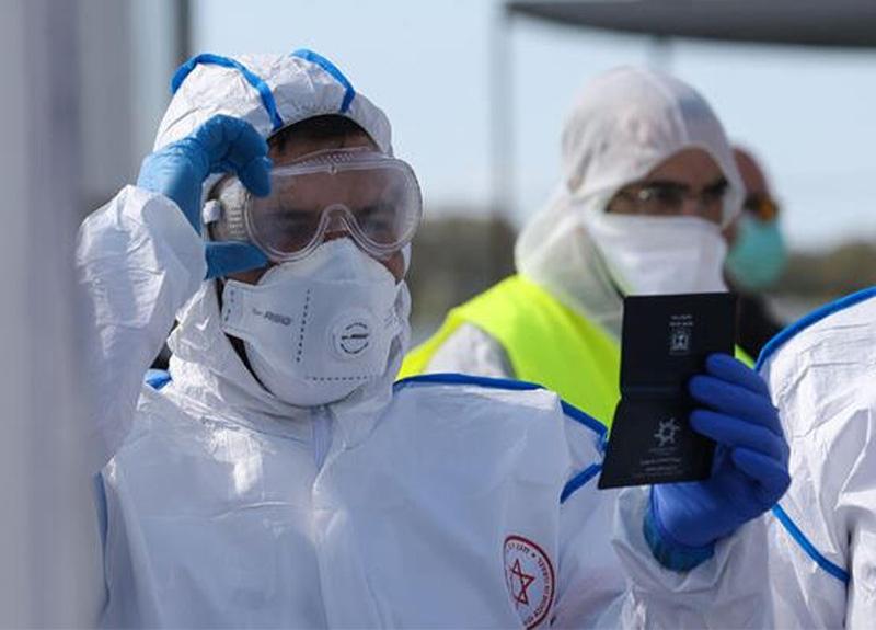 İsrail koronavirüs için 'çığır açacak adım' attığını söyledi!