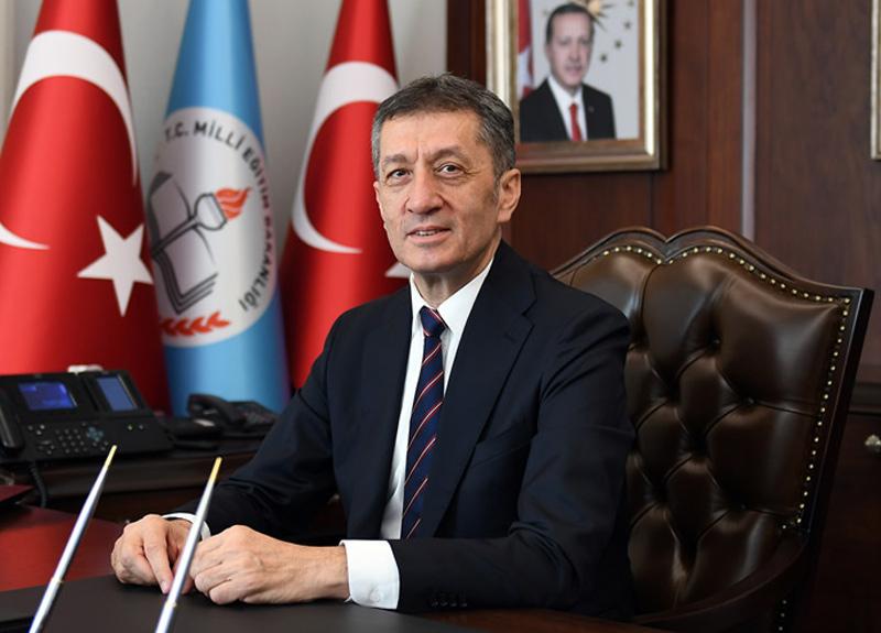 Milli Eğitim Bakanı Ziya Selçuk LGS kılavuzunun güncellendiğin duyurdu