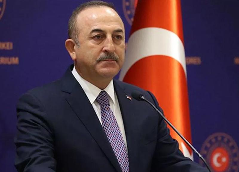 Dışişleri Bakanı Mevlüt Çavuşoğlu: 128 ülke Türkiye'den tıbbi malzeme talebinde bulundu